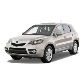 Крепеж для Acura подобрать клипсы по модели Acura